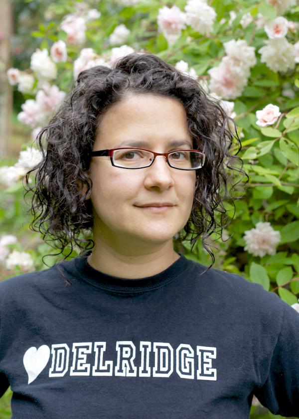 Betsy Hoffmeister, volunteer extraordinaire.